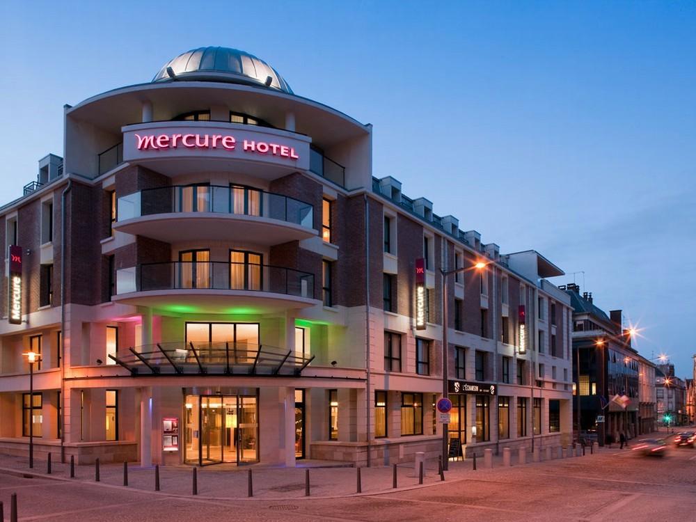 Mercure Hotel Paris Nord