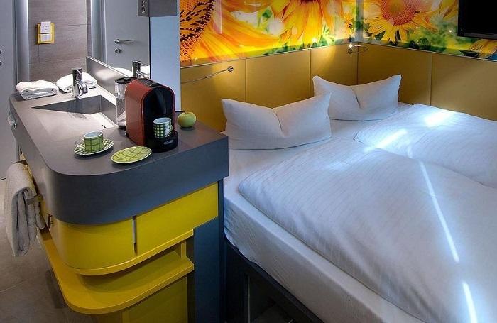 hotel buddy l 39 tablissement qui tourne sans personnel d 39 accueil hospitality on. Black Bedroom Furniture Sets. Home Design Ideas