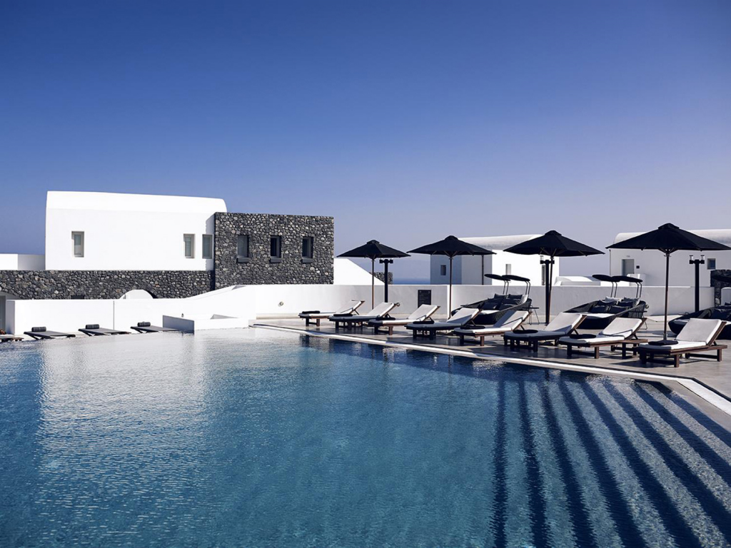 In Images Santo Maris Oia Luxury Suites Amp Spa The First