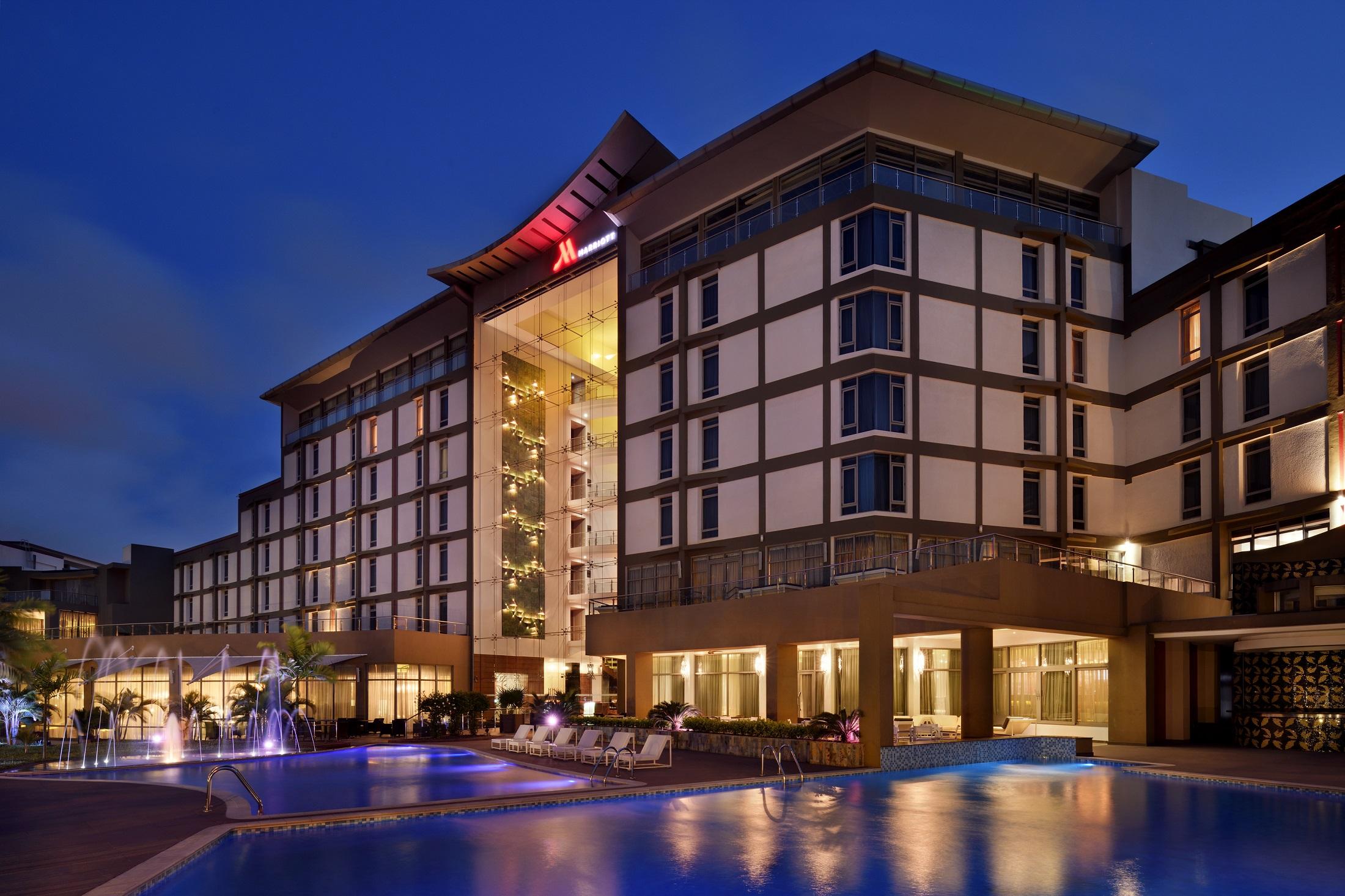 Marriott Hotels Debut In West Africa