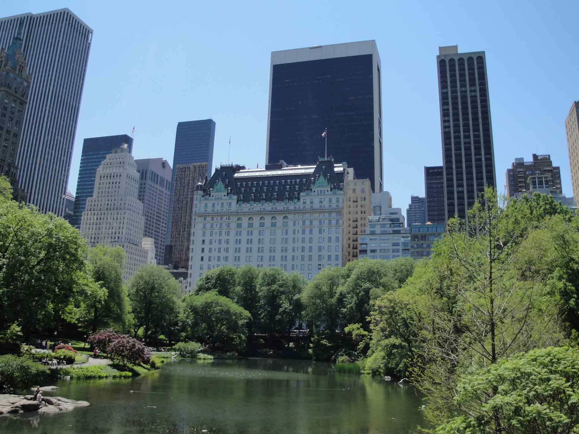 Le légendaire Plaza Hotel vendu pour 500 millions d'euros — New York