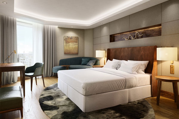 A New Westin Will Open In The Heart Of London In 2020 English Hospitality On
