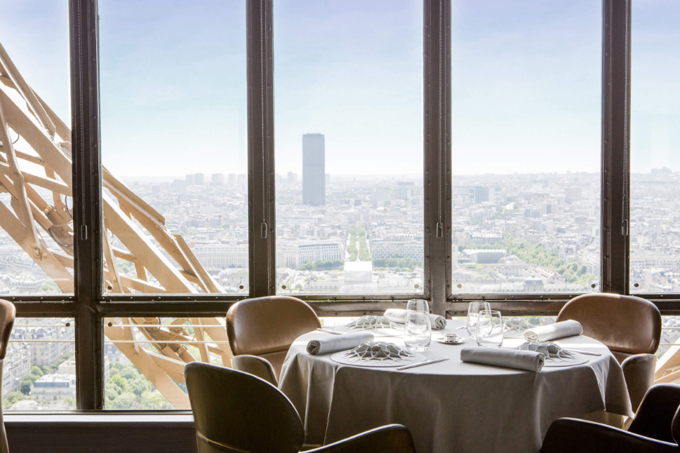 Eiffel Tower Restaurants Sodexo Wins The Call For Tenders