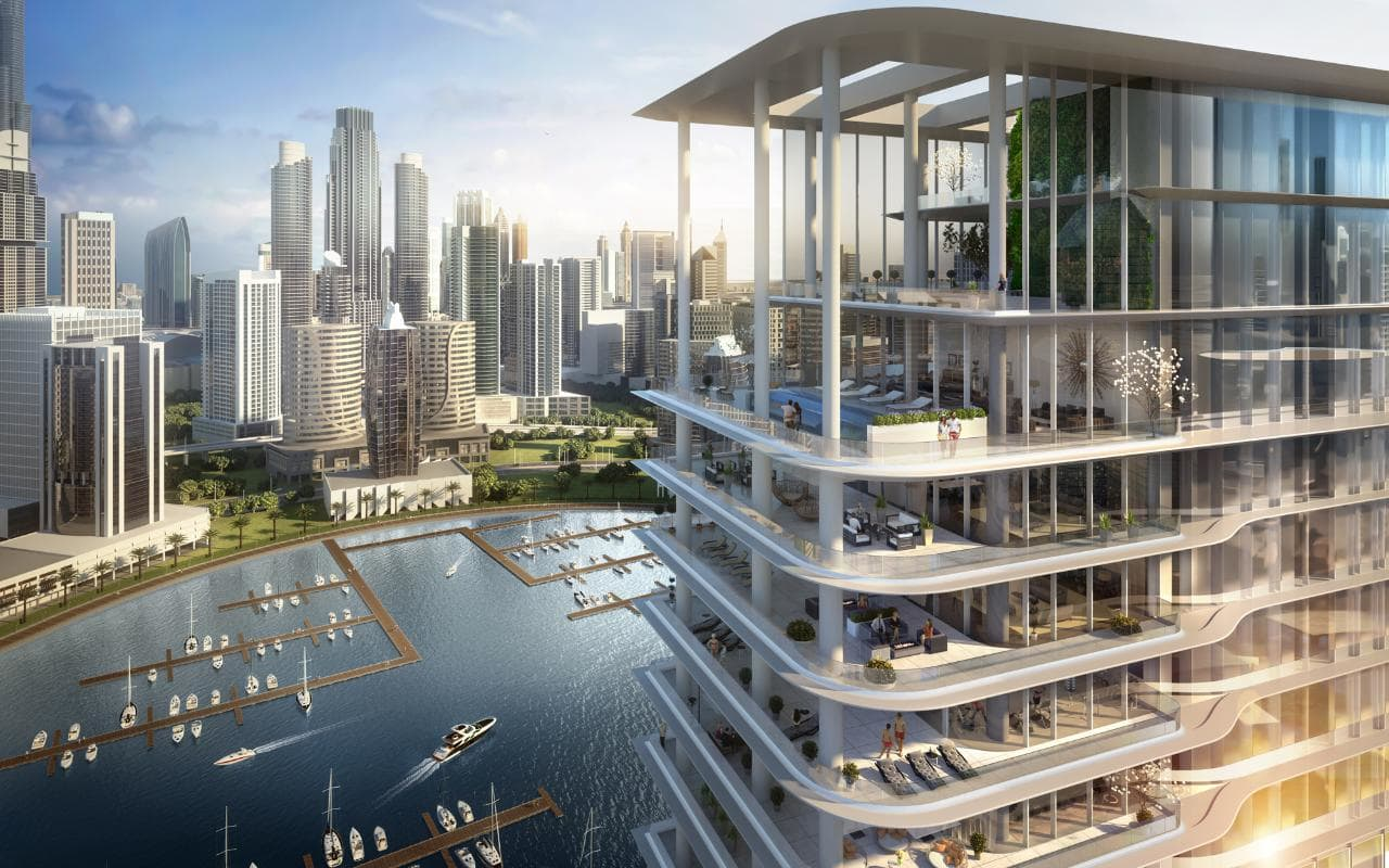 In Images] Hotel projects under construction in Dubai for