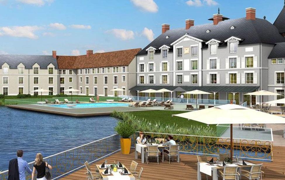 Appart city lance un nouvel tablissement val d 39 europe for Appart city europe