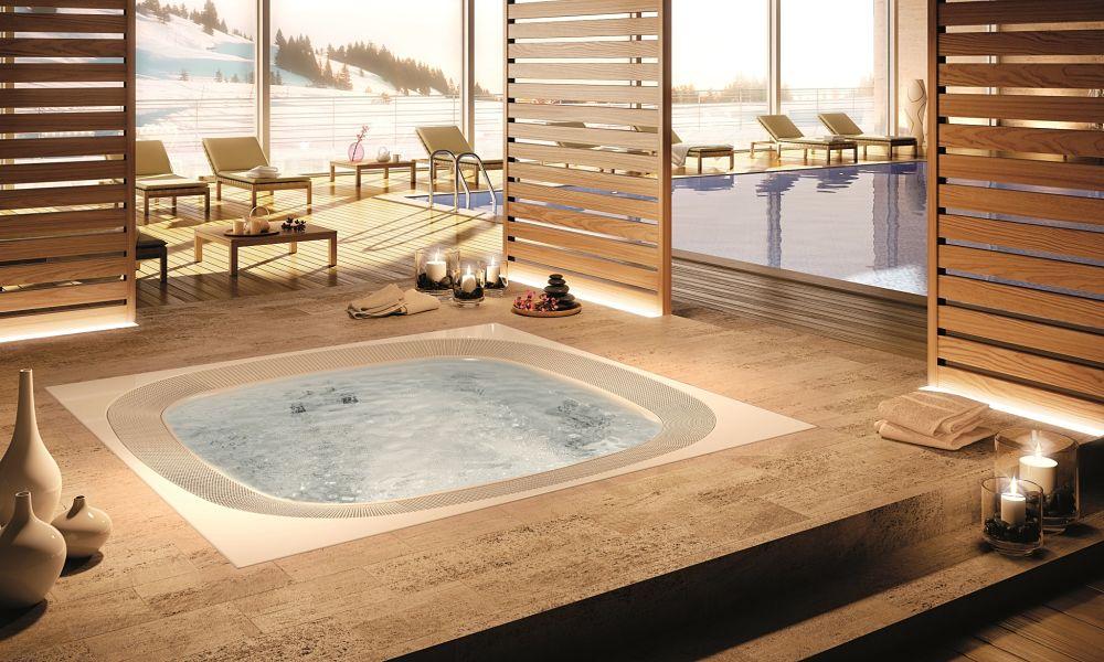 Innovation : Salle de bains et spa, en quête de bien-être ...