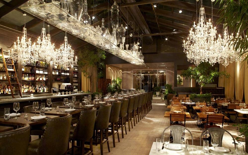 Mondrian Soho New York Restaurant