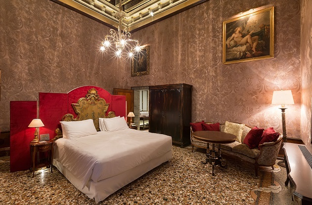 Venice palazzo venart luxury hotel joins the leading for Luxury independent hotels