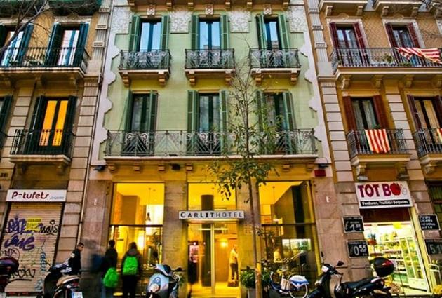 next urban hotels la nouvelle cha ne h teli re espagnole hospitality on. Black Bedroom Furniture Sets. Home Design Ideas