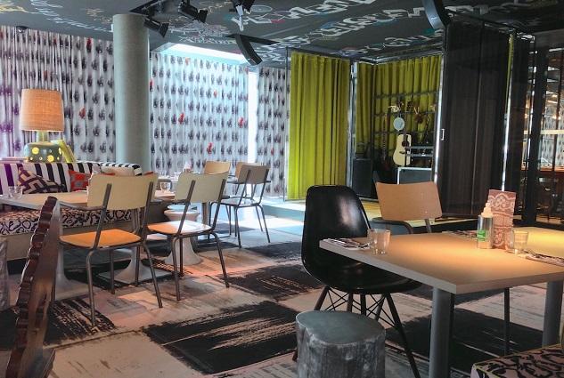 mama shelter arrives in lyon hospitality on. Black Bedroom Furniture Sets. Home Design Ideas