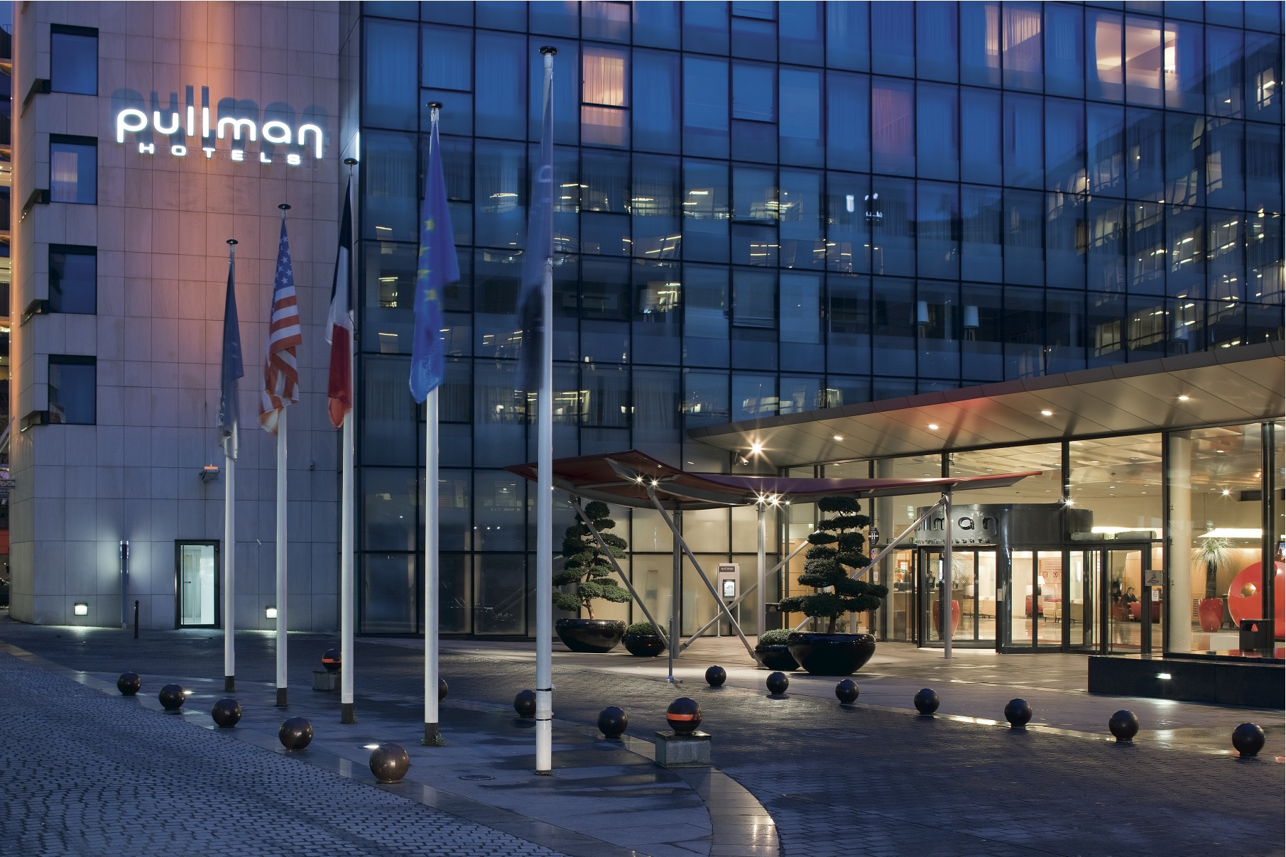 Accor To The Pullman Paris Bercy Under A And Management Back Agreement For 105 Million