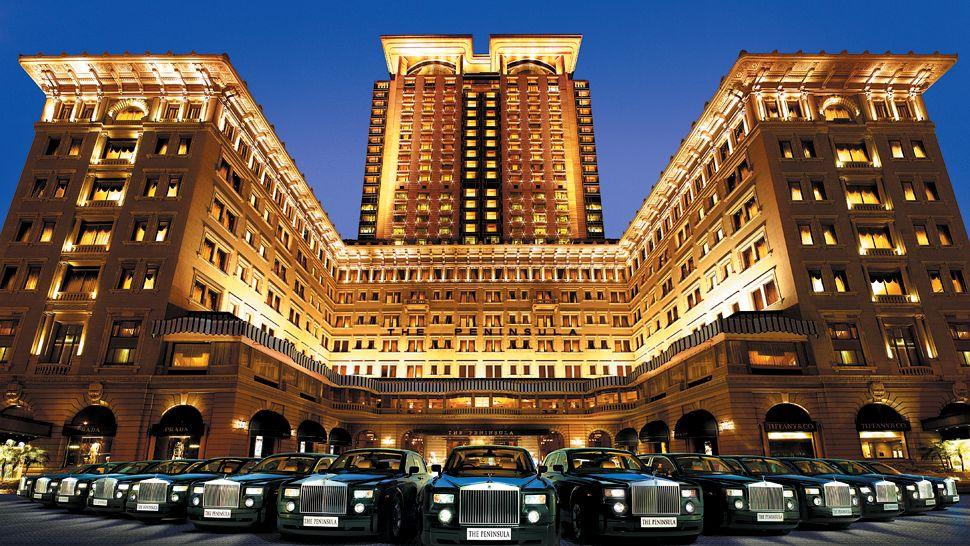 The Peninsula Hong Kong Enhances Guestrooms