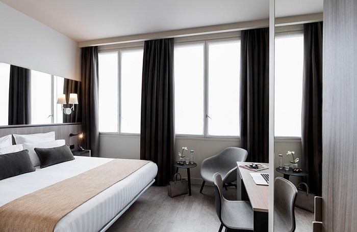 Paris Inn Group Et Pramerica Real Estate Investors C U00e8dent Un H U00f4tel  U00e0 Paris