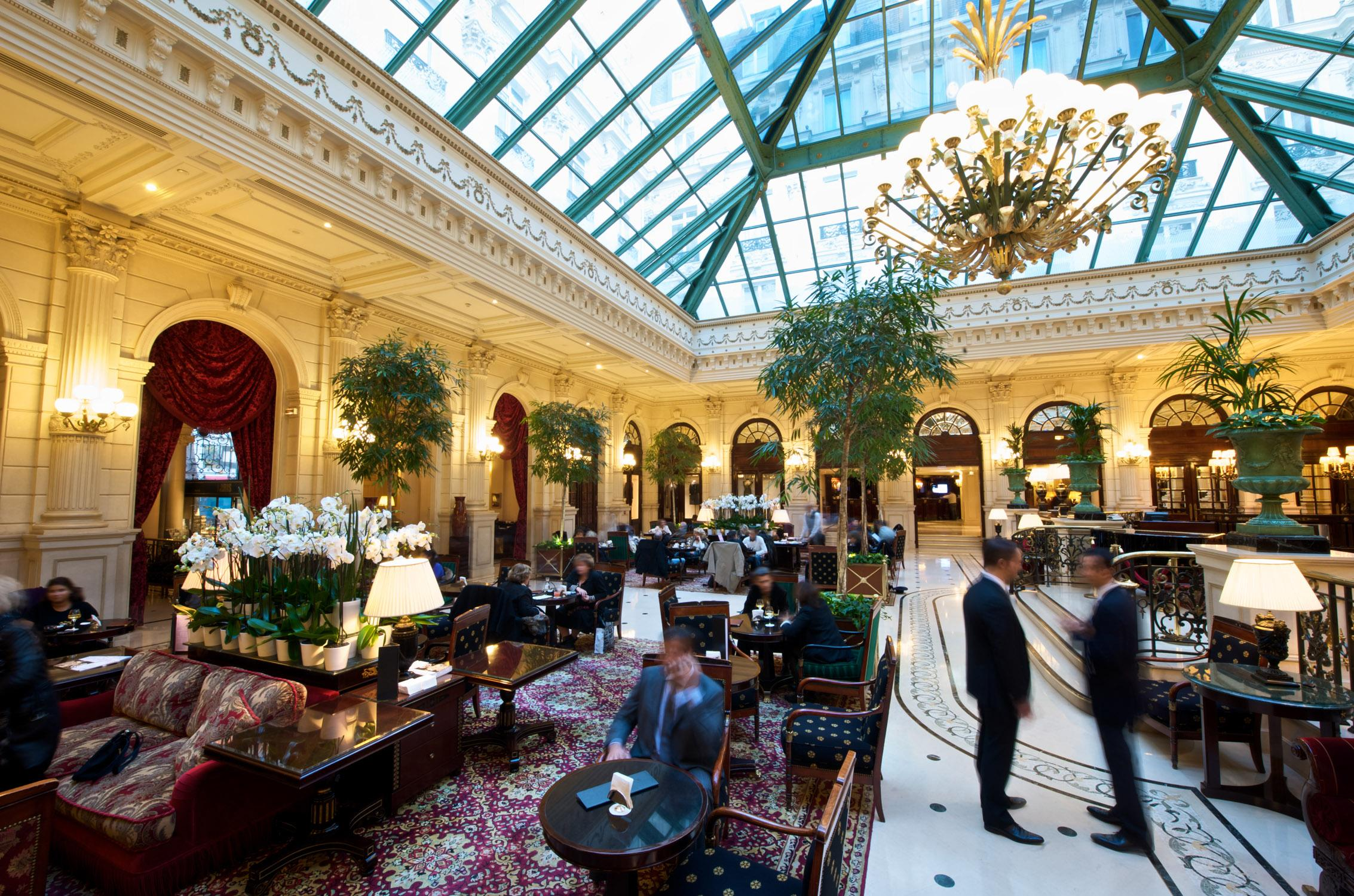 Ihg Receives Binding Offer For Intercontinental Paris Le Grand From Constellation