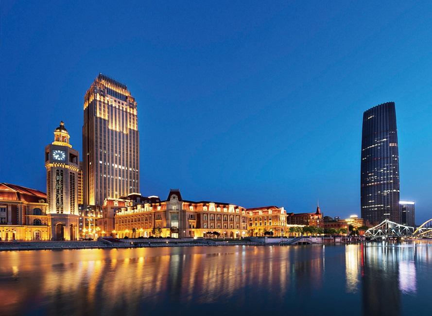 Shangri La Opens Tianjin Hotel In China