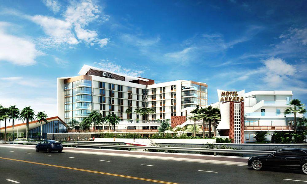 Aloft South Beach Opens In Miami