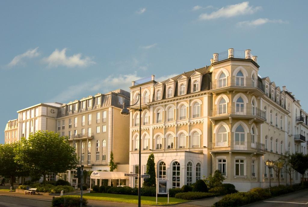Hotel Steigenberger In Bad Homburg