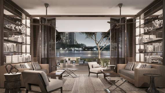 Four Seasons Hotel and Private Residences Bangkok at Chao Phraya Rive