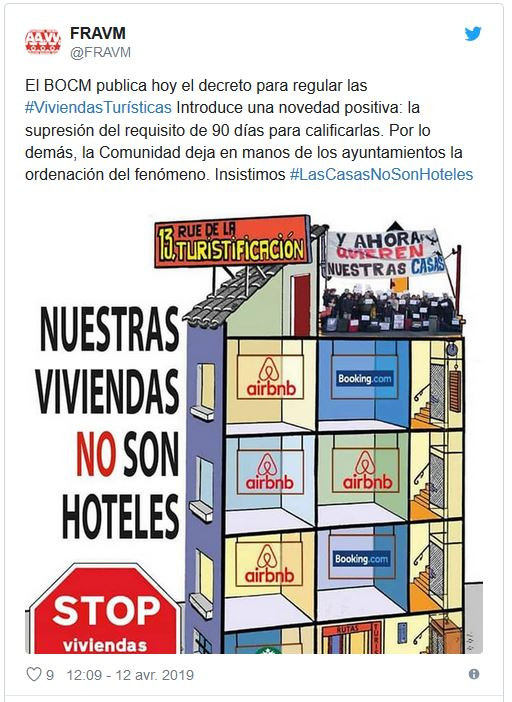 Barcelone anti-Airbnb