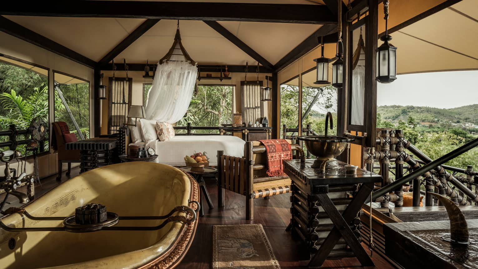 Four Seasons Tented Camp Golden Triangle - tent