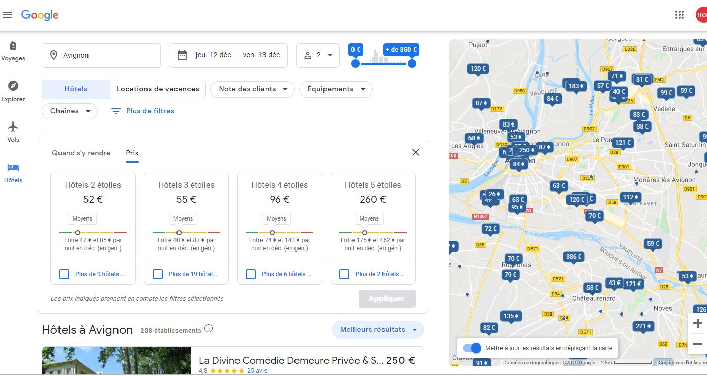 Google Travel 2