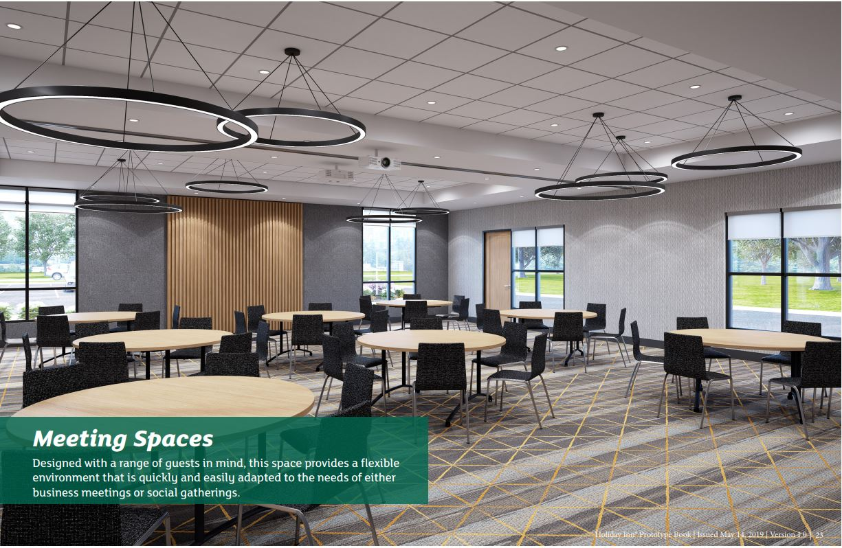 Holiday Inn meeting spaces