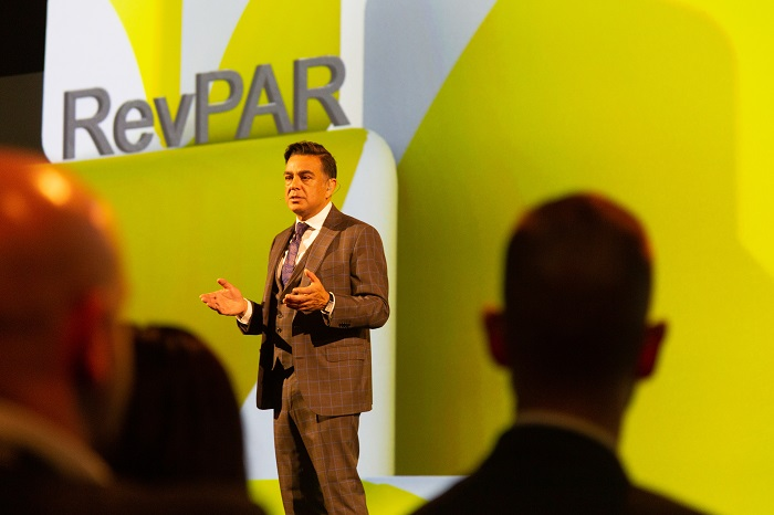 RevPAR has grown in Europe last year, reports Mark Pearce at Choice Hotels European Convention 2019.