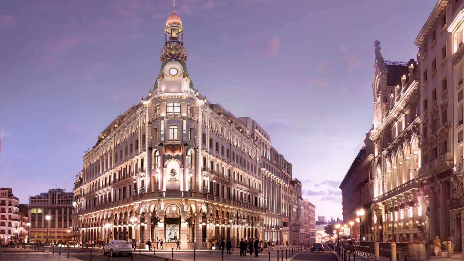 Four Seasons Hotel and Private Residences Madrid