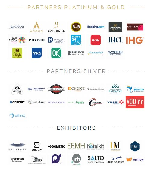 Global Lodging Forum partners