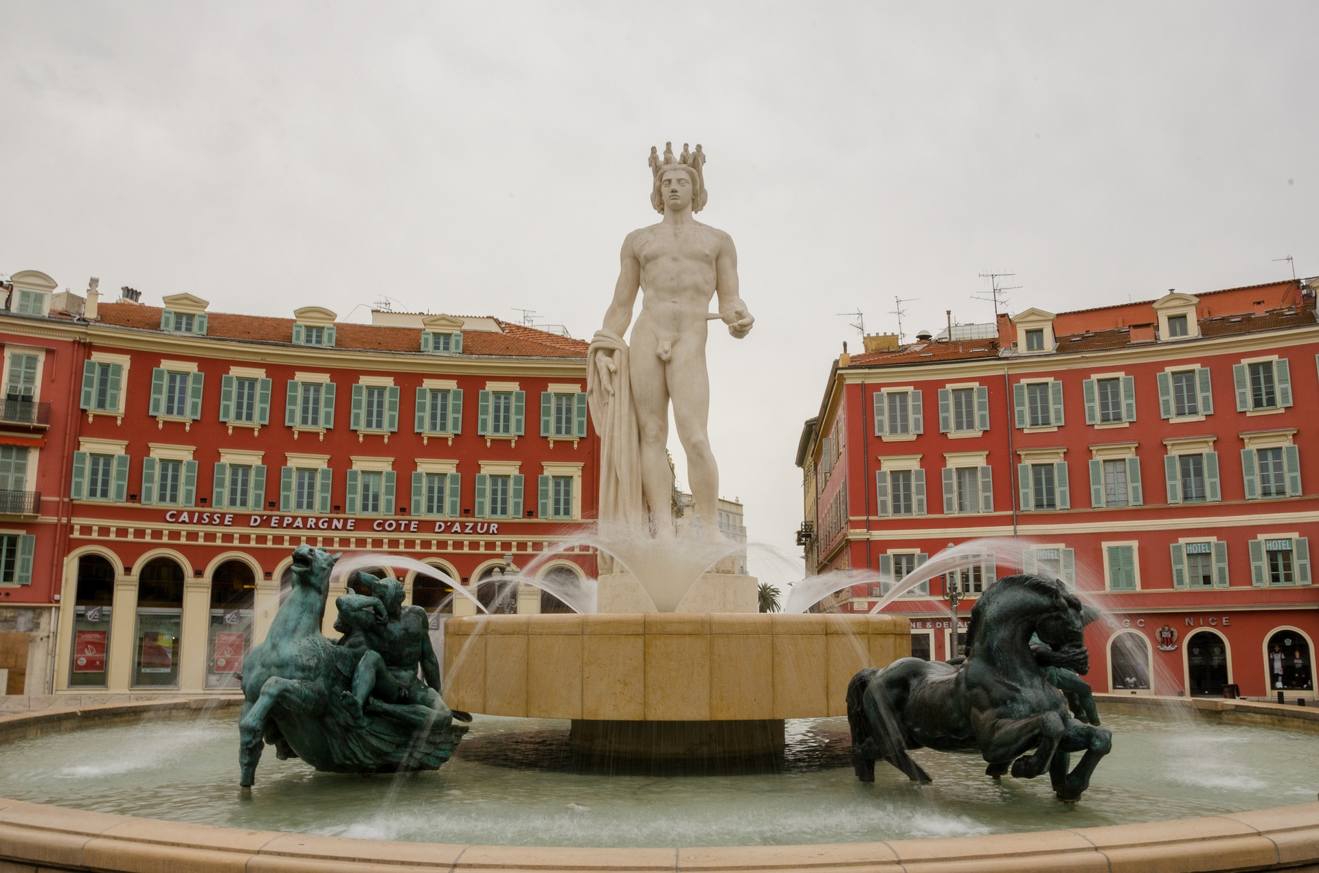 Nice, Place Masséna