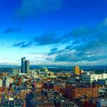 Illustration picture: A View of the Manchester Skyline from 111 Piccadilly, Manchester - CC by www.tecmark.co.uk
