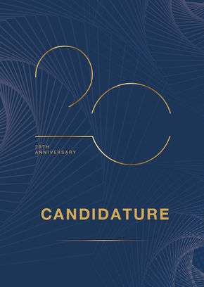 Worldwide Hospitality Awards : Candidature