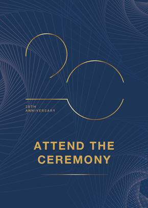 Attend the ceremony