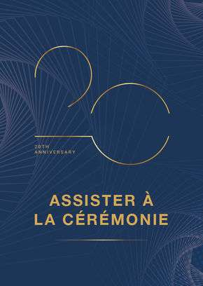 Worldwide Hospitality Awards : Assister à la cérémonie