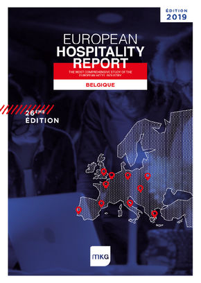 European Hospitality Report Belgique 2019