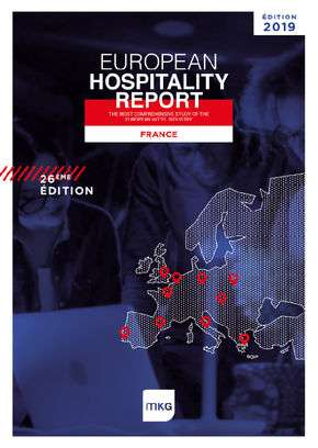 European Hospitality Report France 2019
