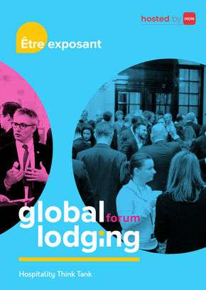 Global Lodging Forum : Exposant