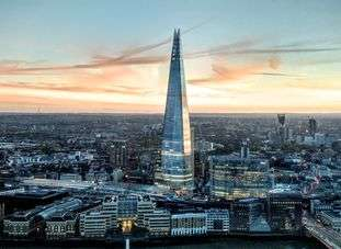 Londres The Shard