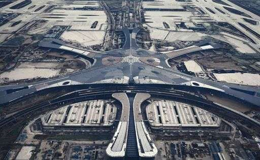 Beijing Daxing International Airport / Photo : VCG