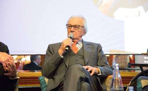 Paul Dubrule, co-fondateur du groupe Accor