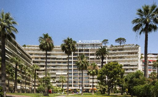 Grand Hotel Cannes