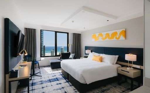 voco Gold Coast : Deluxe Ocean View suite