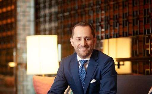 Simon Casson Four Seasons Hotels & Resorts