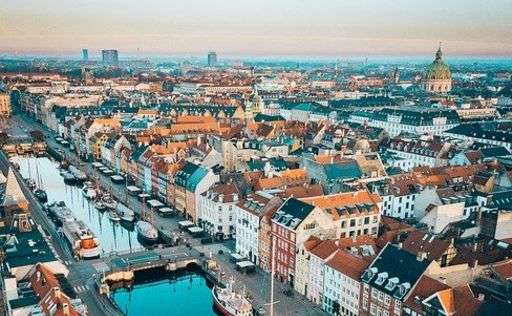 Copenhagen city luxury hotel Denmark
