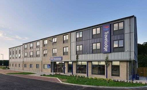 Travelodge Elgin Scotland UK