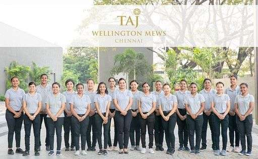 Women team Taj Wellington Mews, Chennai