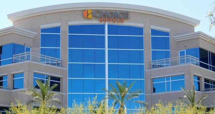 Choice Hotels corporate office