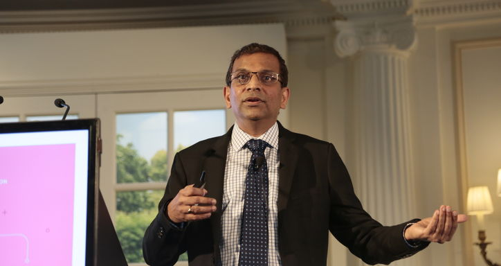 Giridhar SANJEEVI, Executive VP & CFO IHCL
