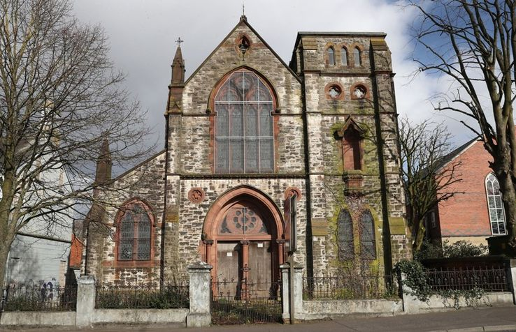 Holy Rosary Church in Belfast