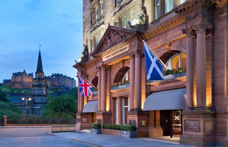 Casual Conference and Events Assistant - Waldorf Astoria Edinburgh
